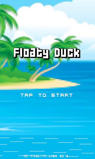 Floaty Duck