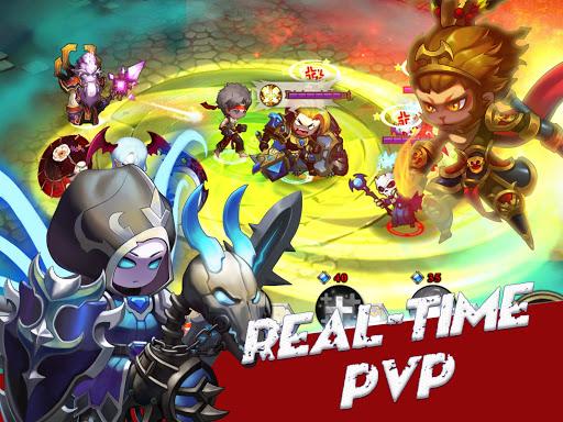 玩免費角色扮演APP|下載Rumble Realm app不用錢|硬是要APP