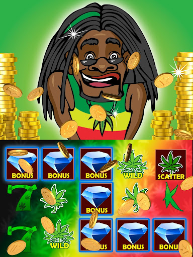 Vegas Weed Casino Farm Slots  screenshots 5