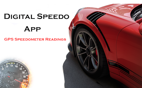 GPS Speedometer 2020: Simple car speedometer for PC-Windows 7,8,10 and Mac apk screenshot 1