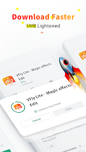 VFly Lite - Magic Effects Editor, New Video Maker