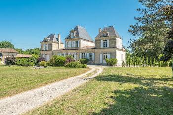 château à Bordeaux (33)