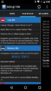 Sports Alerts - MLB edition- screenshot thumbnail
