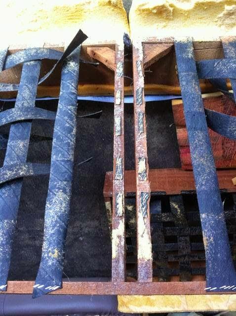 沙發骨架修理