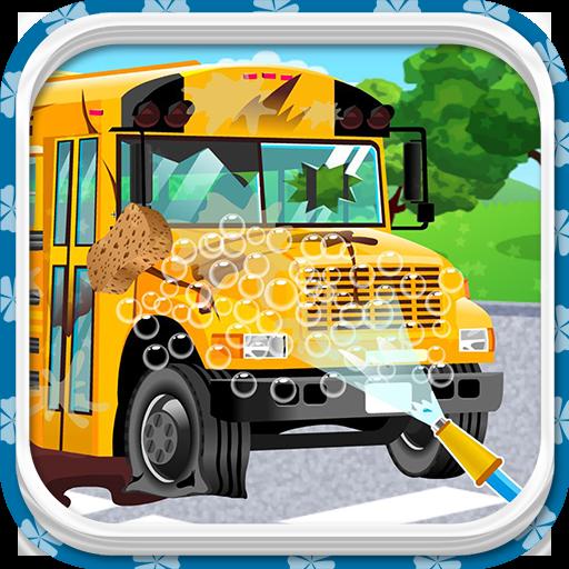 School Bus Car Wash (game)