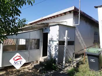 Maison 50 m2