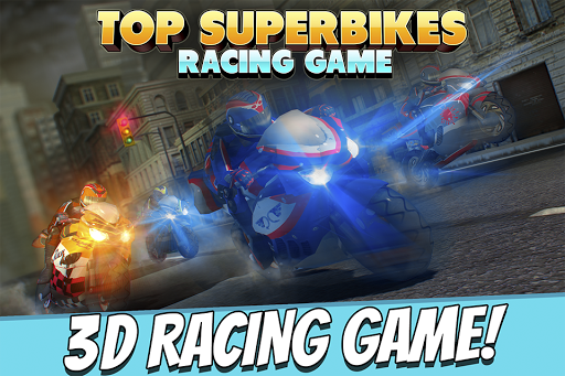 Top Superbikes Racing Game
