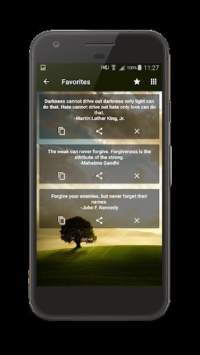 Forgiveness Quotes screenshot 5