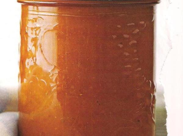 Spiced Pumpkin Butter Recipe