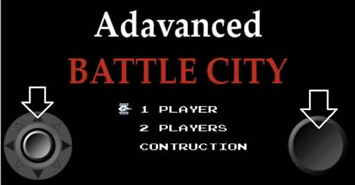 Advanced Battle City Tank