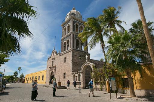 Mission of Nuestra Senora de Loreto Concho_.jpg - The Misión de Nuestra Señora de Loreto, which dates to the 1600s.