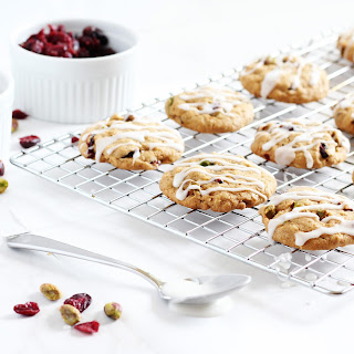 Cranberry Butter Cookie Recipes