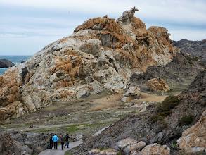 Photo: Sur le sentier littoral du Cap de Creus