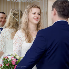 Wedding photographer Oksana Grigorenko (Grigorenko). Photo of 14.06.2017