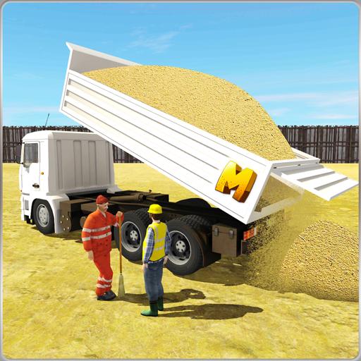 模擬App|市ビルダー:建設シム LOGO-3C達人阿輝的APP