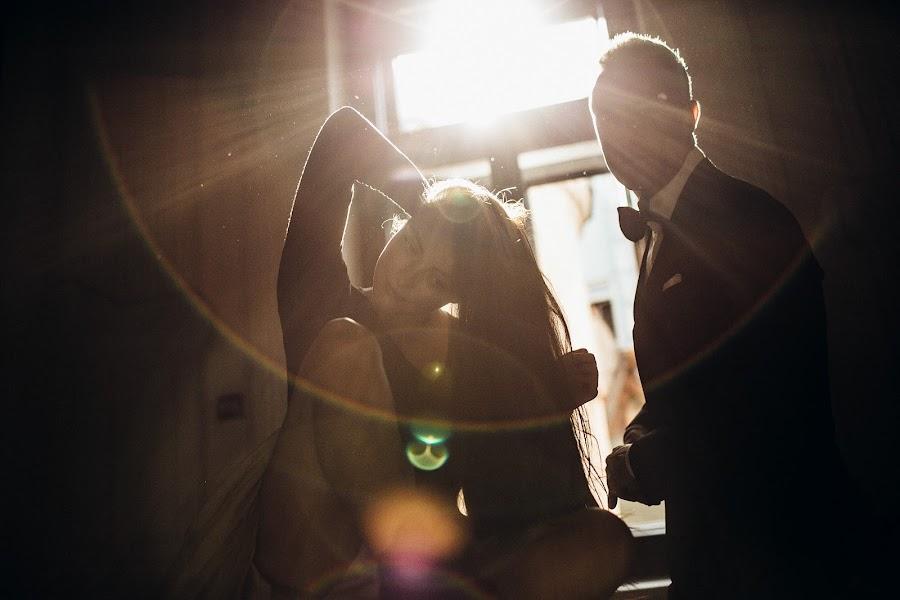 Wedding photographer Vasiliy Tikhomirov (BoraBora). Photo of 26.09.2017