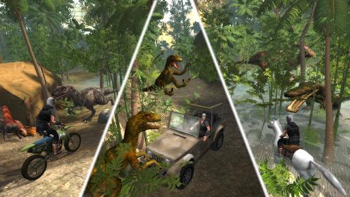Dinosaur Assassin: Online Evolution screenshots 8