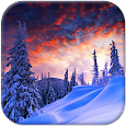 Winter Nature Live Wallpaper apk