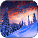 Winter Nature Live Wallpaper icon