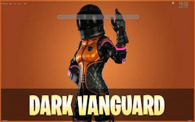 Dark Vanguard Fortnite Wallpapers Tab