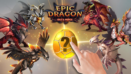 Dragon Epic - Idle & Merge - Arcade shooting game filehippodl screenshot 23