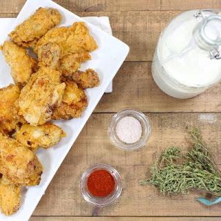 Perfect Crispy Fried Chicken.