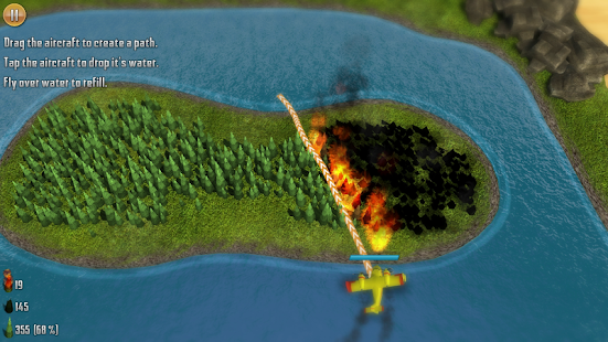 Fire Flying- screenshot thumbnail