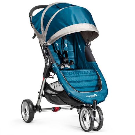 Baby Jogger City Mini Singel, Teal/Gray