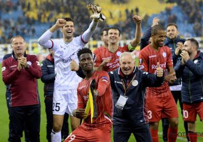 Toon Mertens refuse de rejoindre le Sporting d'Anderlecht
