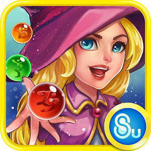 Panda Witch Pop Bubble Shooter for PC and MAC