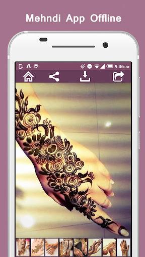 Mehndi App Offline  screenshots 5