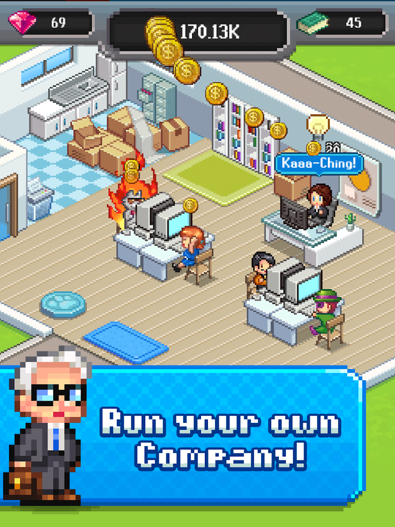 Tap Tap Trillionaire - Business Simulator Screenshot 6