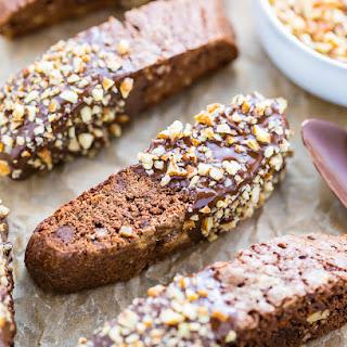 Chocolate Pecan Biscotti