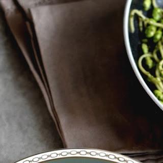 Kale Spaghetti Genovese #italianpasta #pesto #spaghetti #healthy #jcookingodyssey