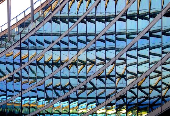 Contrasti geometrici: rette e curve di gaspare_aita