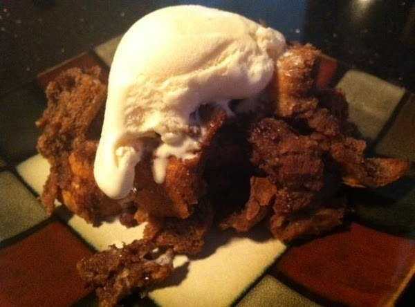 Chocolate Bread Pudding Recipe