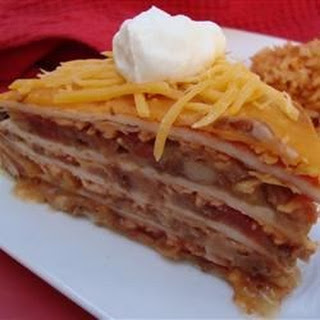 Mexican Casserole With Flour Tortillas Recipes