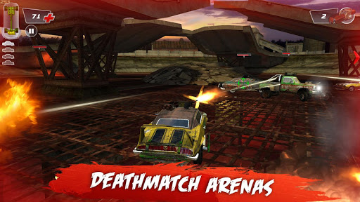 Death Tour -  Racing Action Game 1.0.37 screenshots 3
