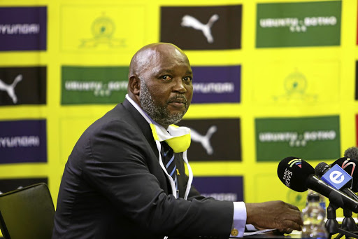 Pitso Mosimane: 'Someone had to step in and deal with the monotony of Chiefs and Pirates' - TimesLIVE