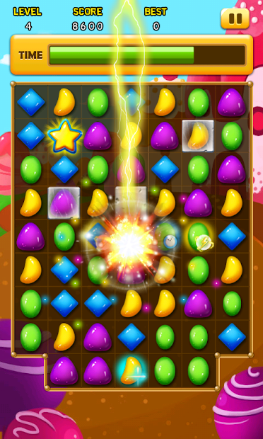Candy Star screenshot 5