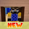 New Map Hello Neighbor for mcpe icon