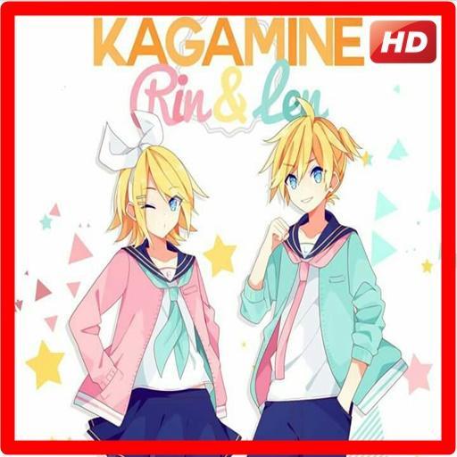 App Insights Kagamine Len And Rin Wallpaper Hd Apptopia