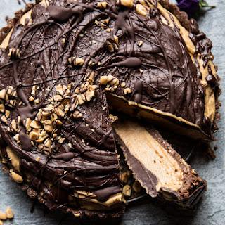 Skinny Frozen Peanut Butter Cup Pie Recipe