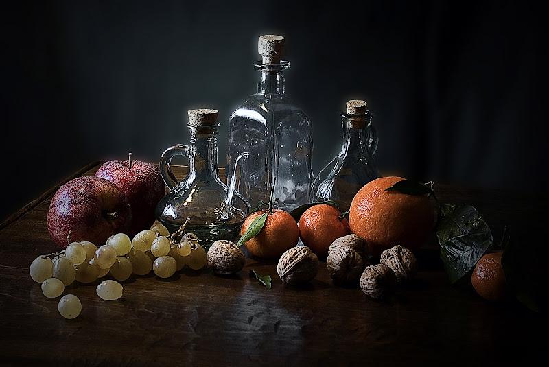 Vetri e frutta di mariarosa-bc