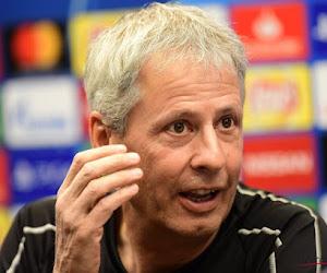 """Lucien Favre prudent : """"Bruges joue la première place !"""""""