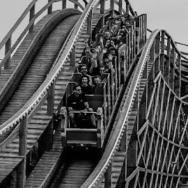 by Jonny Wood - City,  Street & Park  Amusement Parks
