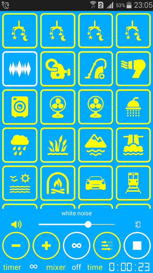 White Noise Baby Sleep Sounds - Android Apps on Google Play