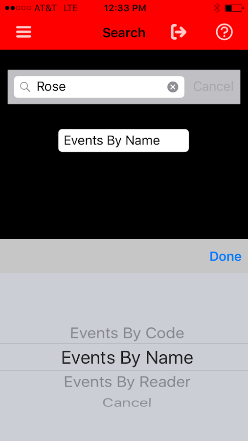 DSX Mobile Command- screenshot