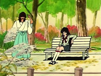 Grandpa Loses Control: Rei in Danger