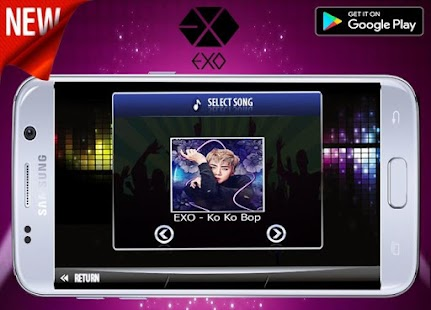 Exo Kpop Piano Game - náhled